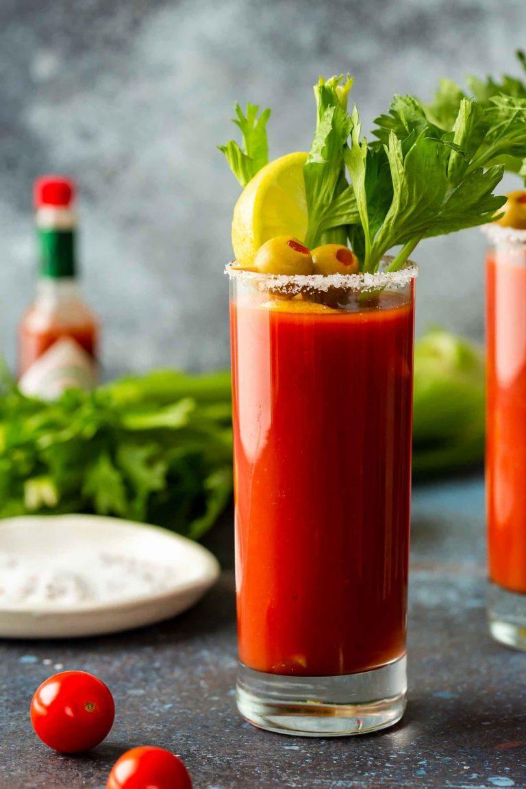 Zo maak je de lekkerste Bloody Mary