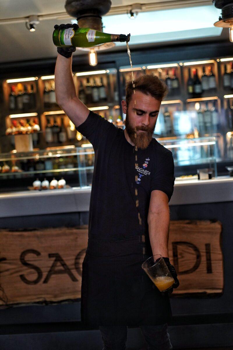 Baskische cider als pairing bij de toertilla de bacalao