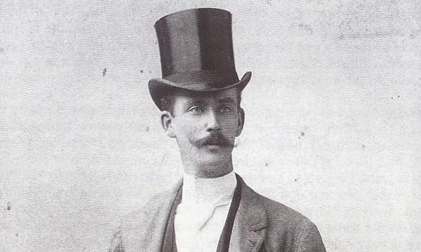 Camillo Negroni bedneker van de Negroni cocktail