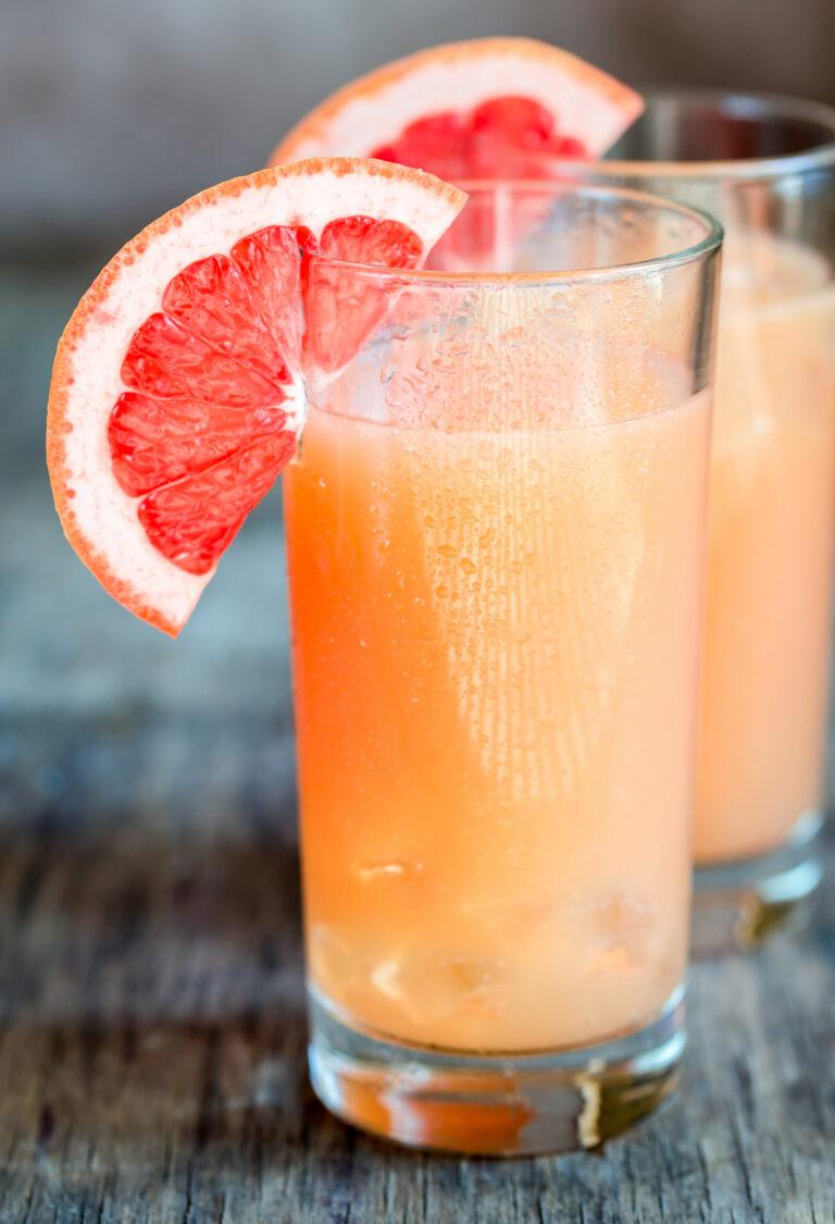 De Paloma Is Een Heerlijk verfrissend Cocktail uit Mexico Op Basis Van Tequila En Grapefruit Soda Met Verse Limoen en Zout