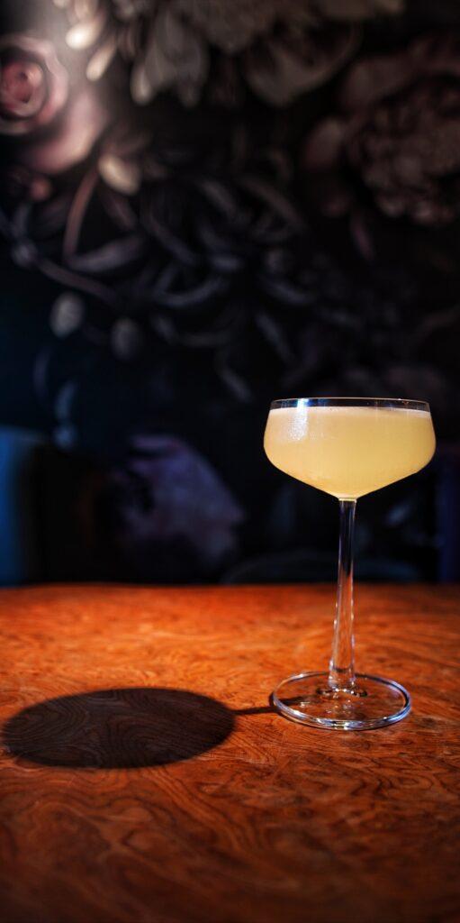 Beebalm cocktail Wouter Bosch