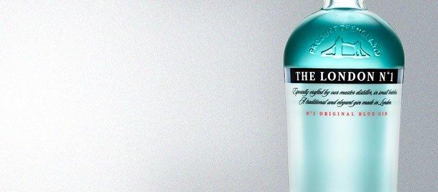 De lekkerste gins voor vaderdag The London No 1