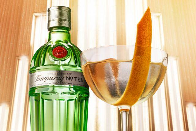 De lekkerste gins voor vaderdag Tanqueray No ten